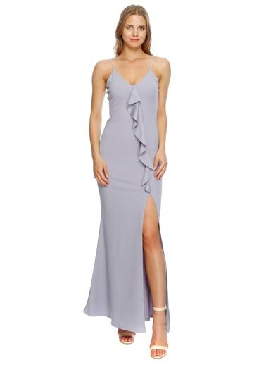 Missguided Uzun Abiye Elbise